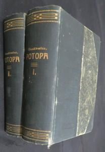 náhled knihy - Potopa : velký historický román (2 svazky)