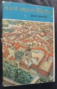 náhled knihy - Malé dějiny Prahy