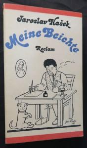 náhled knihy - Meine Beichte
