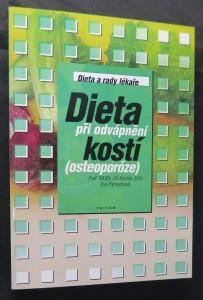 náhled knihy - Dieta při odvápnění kostí (osteoporóze)