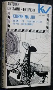 náhled knihy - Kurýr na jih ; Noční let ; Válečný pilot ; Dopis rukojmímu