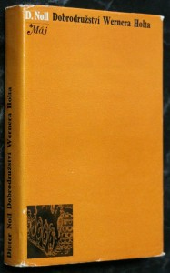 náhled knihy - Dobrodružství Wernera Holta