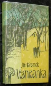 náhled knihy - Vesničanka : první kniha trilogie Valigurky z Kopečka
