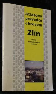 náhled knihy - Atlasový průvodce okresem Zlín