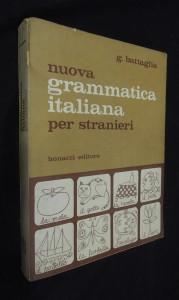 náhled knihy - Nuova grammatica italiana per stranieri