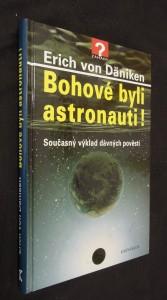 náhled knihy - Bohové byli astronauti!