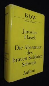 náhled knihy - Die Abenteuer des braven Soldaten Schwejk