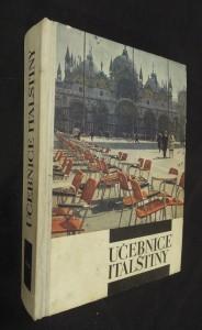 náhled knihy - Učebnice italštiny