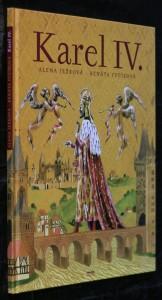 náhled knihy - Karel IV.
