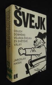 náhled knihy - Osudy dobrého vojáka Švejka za světové války