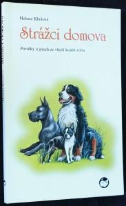 náhled knihy - Strážci domova : povídky o psech ze všech koutů světa