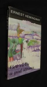 náhled knihy - Cez rieku a pod stromy