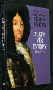 náhled knihy - Zlatý věk Evropy : 1648-1773
