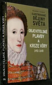 náhled knihy - Objevitelské plavby a krize víry : 1492-1648