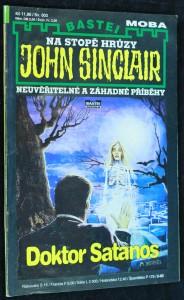 náhled knihy - Doktor Satanos : neuvěřitelné a záhadné příběhy Jasona Darka