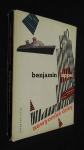 náhled knihy - Newyorské doky