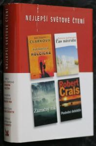 náhled knihy - Tatínkova holčička, Čas návratu, Zázračný rok, Poslední detektiv