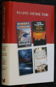 náhled knihy - Jansonův rozsudek, Nádraží Waterloo, Winter's end, Námořník