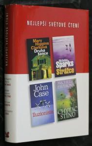 náhled knihy - Druhá šance, Strážce, Iluzionista, Chytač snů