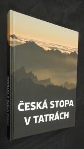 náhled knihy - Česká stopa v Tatrách