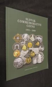 náhled knihy - Slovak commemorative coins : 1993 - 2008