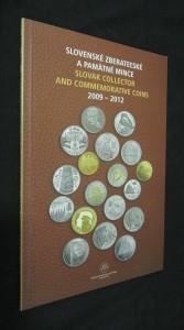 náhled knihy - Slovenské zberatel´ské a pamatné mince : Slovak Collector and Commenmorative Coins - 2009 - 2012