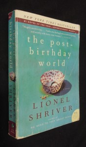 náhled knihy - The post-birthday world