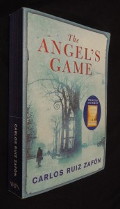 náhled knihy - The Angel´s Game