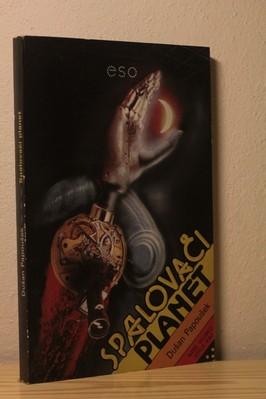 náhled knihy - Spalovači planet