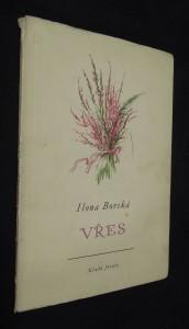 náhled knihy - Vřes : Básně