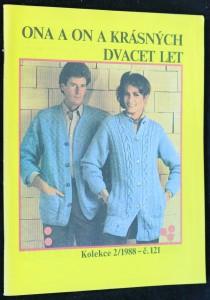 náhled knihy - On a ona krásných dvacet let. Kolekce 2/1988 - č. 121