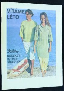náhled knihy - Vítáme léto. Kolekce 2/1988 - č. 121