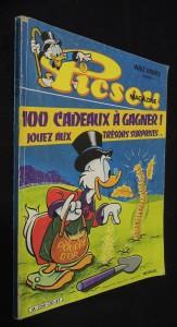 náhled knihy - Picsou magazine : 100 Cadeaux Á Gagner ! Jouez Aux Trésors Surprises