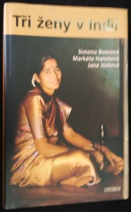 náhled knihy - Tři ženy v Indii