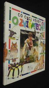 náhled knihy - Co chci vědět o zvířatech