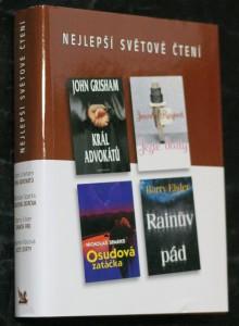 náhled knihy - Král advokátů, Jezte dorty, Osudová zatáčka, Rainův pád