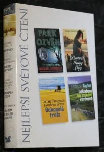náhled knihy - Park ozvěn, Portrét Mony Lisy, Dokonalá trefa, Lékařem na irském venkově