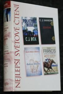 náhled knihy - Policejní nebe, Zjevení, Cukrová královna, Mrtvý dostih
