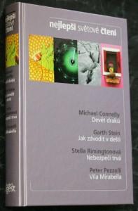 náhled knihy - Devět draků, Jak závodit v dešti, Nebezpečí trvá, Víla Mirabella
