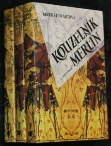 náhled knihy - Kouzelník Merlin, Meč krále Artuše, Okouzlený kouzelník