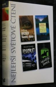 náhled knihy - Klamný dojem, Kouzelná hodinka, Advokát, Největší šance
