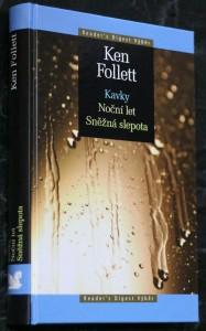 náhled knihy - Kavky ; Noční let ; Sněžná slepota