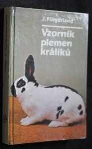 náhled knihy - Vzorník plemen králíků