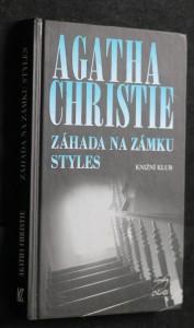 náhled knihy - Záhada na zámku Styles