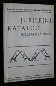 náhled knihy - Jubilejní katalog. Holubářský adresář.