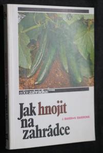 náhled knihy - Jak hnojit na zahrádce