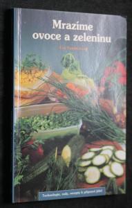 náhled knihy - Mrazíme ovoce a zeleninu