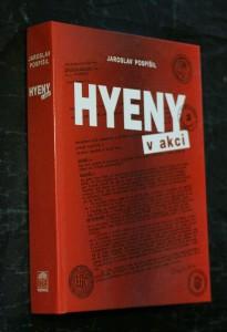 náhled knihy - Hyeny v akci