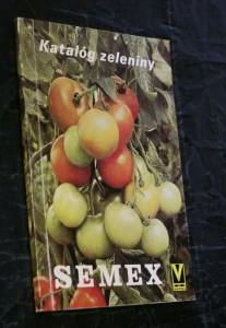 náhled knihy - Katalóg zeleniny Semex
