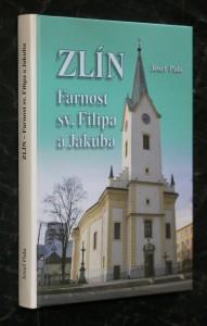 náhled knihy - Zlín - Farnost sv. Filipa a Jakuba